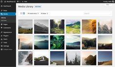 Il Media library di wordpress non visualizza immagini caricate (bug versioni precedenti wpml)