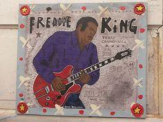 Freddie King - Dalton ARt