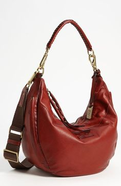 Free shipping and returns on Frye 'Jenny' Leather Hobo at Nordstrom.com. Rich, lustrous leather lends subtle structure to the sleek curves of a slouchy, go-anywhere hobo fitted with a removable canvas crossbody strap.