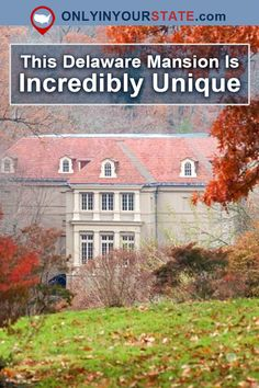The Winterthur Mansion is the fourth largest house in the world - and it's right here in Delaware. Take a tour and explore the expansive museum Cheap Travel, Us Travel, Stuff To Do, Things To Do, Delaware State, Winterthur, Local Seo, My Escape, Ghost Towns