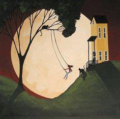 moon swing.