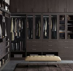 The Container Store introduces luxury custom closets