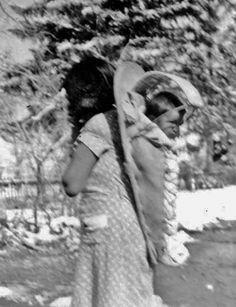 Native American Photos, Native American Indians, Native Americans, Indian Baskets, By Any Means Necessary, Family Photos, Couple Photos, Baby Baskets, Mother And Child