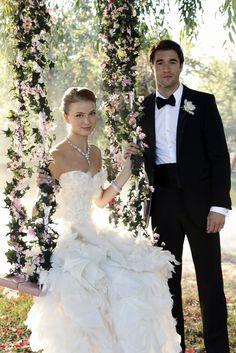 Emily vancamp and Joshua Bowman Revenge wedding (960×1439)