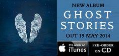 COLDPLAY'S NEW ALBUM  !!!!!!!!!!!!!