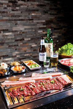 hoban korean bbq, taste, restaurants