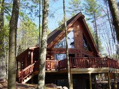 Park Falls cabin rental
