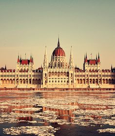 Budapest. check. ....a very lovely check at that.