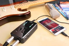 IK Multimedia, the leader in mobile music creation technology, is pleased to announce iRig Pro DUO, the first truly mobile high-definition dual-channel mobile audio and MIDI interface for iPhone/iP…