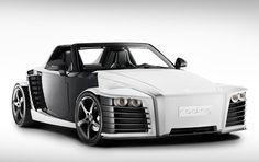 EXOTIC SUPERCARS > RODING ROADSTER 23