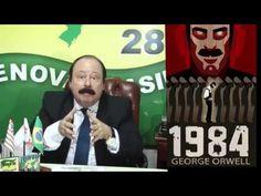 Registro Nacional Levy Fidelix denuncia os planos da Nova Ordem no Brasil