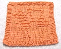 Knitting Cloth Pattern STORK PFD by ezcareknits on Etsy, $2.85