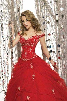 prinses jurk trouwjurk rood - Google zoeken