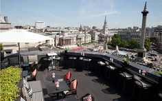 """London bars: top five London rooftop bars Do you want to experiment """"another London"""" when moving to London? Rooftop bars and restaurants are very cool to enjoy the city! http://goo.gl/GN6wfF"""