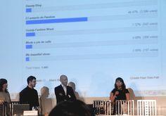 Modesto Lomba nos da el premio al Mejor blog de moda en el Museo del Traje de Madrid