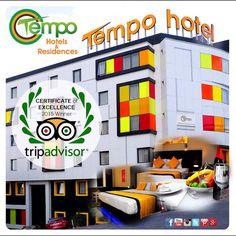 Tempo Hotel Çağlayan - Tripadvisor 2015 Award