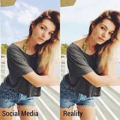 """Gefällt 461 Mal, 35 Kommentare - SOCIAL MEDIA VS. REALITY 