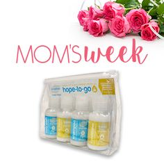 SoapBox Soaps is participating in Mom's Week on Wednesday May 6th at 1pm EST!  Wish i