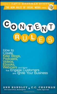 10 Content Marketing Books to Help Sell the C-Level -- by Joe Pulizzi