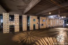 Customized Milk Crates for Hirshhorn 40th Annual Gala | New York | MWD Lifestyles