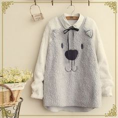 Buy 'Fairyland – Polar Bear Fleece Pullover' with Free International Shipping at YesStyle.com. Browse and shop for thousands of Asian fashion items from China and more!