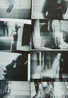 """"""" Martin Margiela autumn / winter 1993-94 For its 10th collection, the Maison replaced the usual show with a film. Seven women, each in a setting that typifies her. To mark its tenth season, Maison Martin Margiela decided to create an..."""