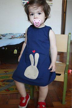 Maminas´s dresses for little girls!