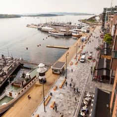 Oslo waterfront © Tomasz Majewski