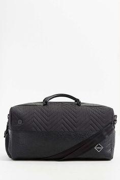 Focused Space Veneer Duffel Bag