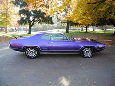 1971 Plymouth GTX with the 426 HEMI