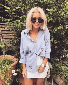 Spring/Summer 2017 inspo Laura Jade Stone (@laurajadestone) on Instagram