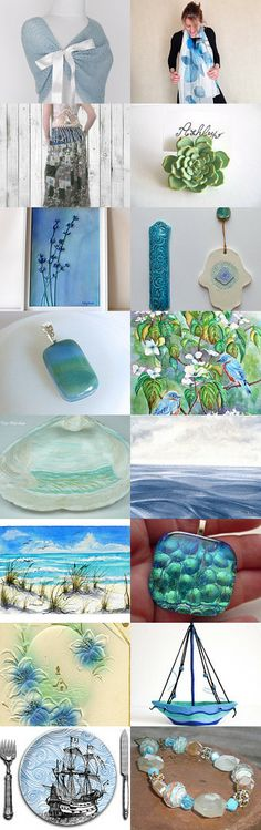 Enjoying Spring...Summer is Coming! by Michele on Etsy--Pinned with TreasuryPin.com