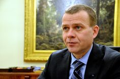 A rapid decline in the birth rate is threatening Finland's welfare system and public finances, the Nordic country's finance minister Petteri Orpo told Reuters in an interview.