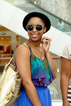 Minnie Dlamini #shopping