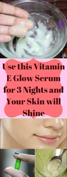 We all know how beneficial vitamin E is for our oil and skin. The vitamin E-rich creams are easily available, but most of them are highly expensive. Today we're going to show you how to make a homemade vitamin E night serum that can provide results in just a short time. Here's How to Prepare …