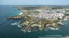 A Terceira Dimensão - Fotografia Aérea: Porto Covo