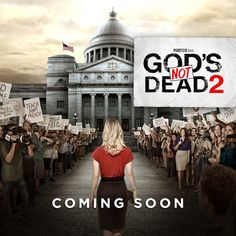 God's Not Dead 2 is #comingsoon on #DVD. Order your copy today. #Godsnotdead