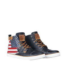 OLDGLORY BLUE men's boot casual oxford - Steve Madden