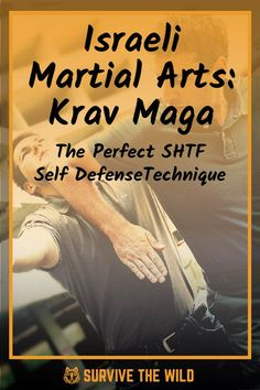 Israeli Martial Arts: Krav Maga – The Perfect SHTF Self Defense Technique - Survive The Wild Self Defense Women, Self Defense Tips, Self Defense Techniques, Krav Maga Self Defense, Self Defense Martial Arts, Gym Training Program, Krav Maga Techniques, Israeli Krav Maga, Survival Skills