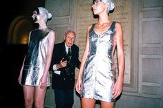 Daniel Arnold snaps Bill Cunningham at the Met Gala