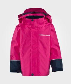 Geggamoja All-Weather Jacket Cerise