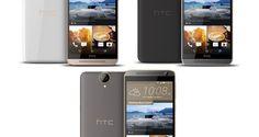 HTC presenta el HTC One E9+ para el mercado asiático
