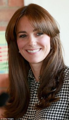 Kate opted for a chic, fitted Ralph Lauren dress for her first day back to work...
