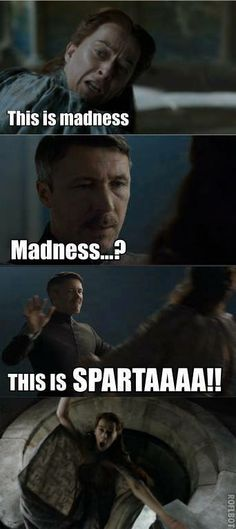 Game of Thrones! funny Baelish image