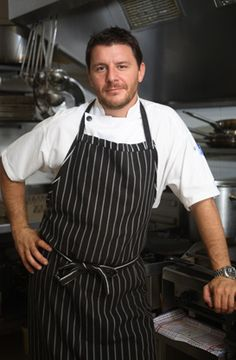Manu Feildel - the world's sexiest chef.