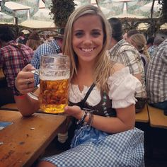 Oktoberfest;; Munich, Germany <3 ((September 2014))