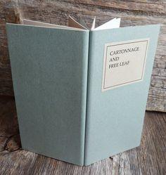 My Handbound Books - Bookbinding Blog: February 2015