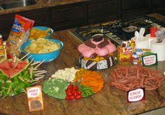 … Hillbilly Party, Redneck Party, White Trash Party, Car Interior Design, Party Favors, Mexican, Simple, Ethnic Recipes, Easy