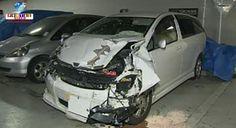 Um brasileiro foi preso por dirigir sem habilitação e causar acidente que resultou na morte de uma adolescente. As investigações apontaram para troca do motorista neste caso.