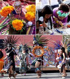 Sacramento, CA~ 7 spirited events to celebrate Día de los Muertos including La Raza Galería Posada's 5th Annual Pantheón de Sacramento (Sactown Magazine)